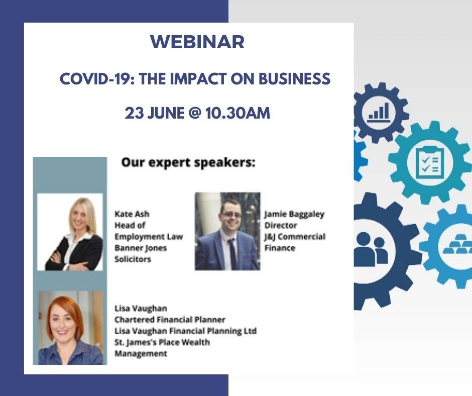 Covid-19: The Impact on Business Webinar